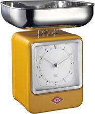 Wesco Waage  - Küchenwaage mit Uhr