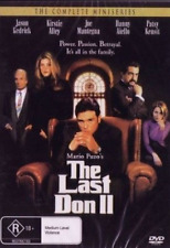 THE LAST DON II  NEW DVD