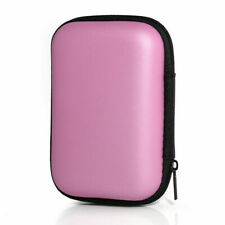 """1PC 2.5"""" USB External Cable Hard Drive Disk HDD Cover Pouch Bag EVA Carry Case"""
