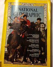 VINTAGE 1968 National Geographic Magazine Virgin Island Alexander The Great RARE