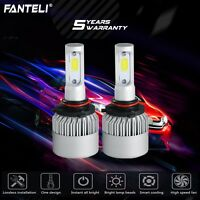 9006 HB4 1500W 225000LM  LED Headlight Kit Low Beam Bulbs 6000K White High Power