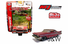 Auto World Plymouth Fury 1958 Christine Weathered CP7440 1/64 LTD 4800 PCS