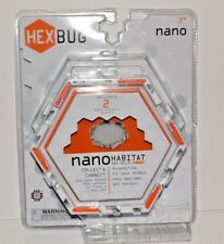 HexBug Nano Habitat HEX CELLS NIB 2 Cell Pieces Maze Track Parts lot 2