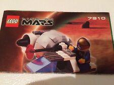 7310 LEGO INSTRUCTIONS manual booklet LOM Mono Jet Life on Mars
