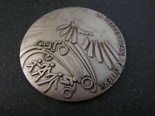 medaille grande medaille de l'ordre du conducteur en bronze