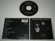 THE SISTERS OF MERCY/FLOODLAND(MISÉRICORDIEUX/2292-42246-2)CD ALBUM