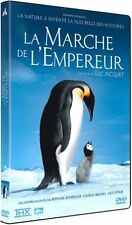 DVD *** LA MARCHE DE L'EMPEREUR *** neuf sous cello