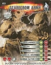 DR WHO ULTIMATE MONSTERS 653 SCARECROW ARMY