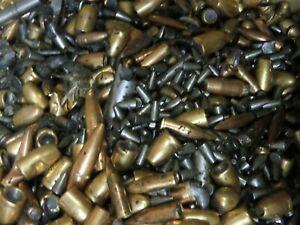 50 LBS Box Scrap Soft Lead Copper Steel - Sinkers Molding Bullets Ingots Weights