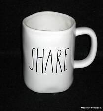 "RAE DUNN MAGENTA, INC THANKSGIVING MUG ""SHARE"" 2016"