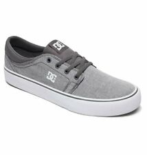 Tg 42 - Scarpe Uomo Skate DC Shoes Trase TX SE Grey Heather Sneakers Schuhe 2019