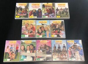 THE SADDLE CLUB - THE COMPLETE SERIES DVD SET - BRAND NEW & SEALED