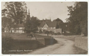 Leicester Square, Penshurst, 1928 postcard to Edith Blaxland, Folkestone
