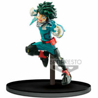 Banpresto MY HERO ACADEMIA THE AMAZING HEROES Midoriya Izuku