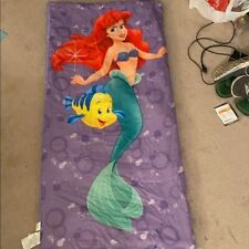 Disney Princess Ariel Sleeping Bag