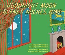 GOODNIGHT MOON / BUENAS NOCHES, LUNA