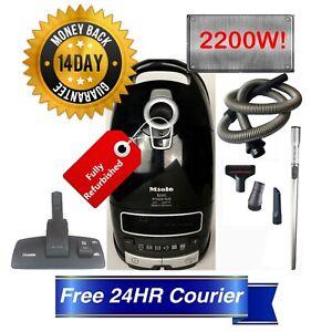 Rare & Powerful S8 2200W Miele Power Plus Vacuum Fully Refurbished (Pre EU)! VGC