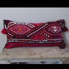 Lumbar Turkish Kilim Pillow Beautiful! Urban Outfitters/ Anthropologie