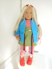 "Annette Himstedt 1999 Lottchen 20"" Vinyl Standing Sitting Doll All Original"