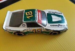 Chevrolet Camaro matchbox number 18 Goodyear 1983 1:40 Diecast