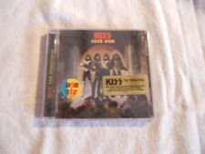 "Kiss ""Love Gun"" Remastered Edition USA 1997  New Sealed"