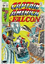 Captain America #141  (Sept 1971; Marvel) The Falcon; Grey Gargoyle 9.4 NM