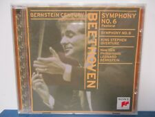 Bernstein Century. Beethoven Symphonies 6 & 8 - CD - MINT condition - E18-1741