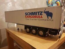 Tamiya 1/14 Truck Reefer Trailer Schmitz Cargobull Decal Sticker Graphics