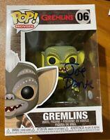 Joe Dante Signed Gremlins 06 Funko Pop - JSA NN49029
