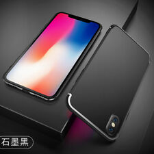 For Apple iPhone XS Max /XR Slim Soft Silicone Rubber TPU Thin Gel Case Cover