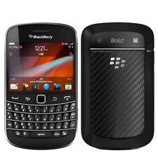 Original BlackBerry Bold 9900 - Black (Unlocked) 5.0MP 8GB ROM Touch Smartphone