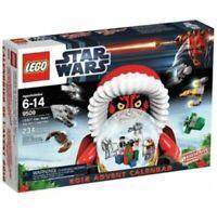 Lego Star Wars 9509 2012 Advent Calendar NIB New In Box Retired Sold Out Darth
