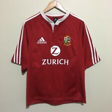 British And Irish Lions Adidas Home Shirt Rugby Jersey 2005 New Zealand Mens Med