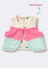 Matilda Jane Wonderment Gumdrop Lane vest reversible 6 Nwt