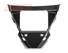 2015 2016 Yamaha R1 R1M R1S Lower Radiator Belly Pan Cover Fairing Twill Carbon