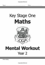 KS1 Mental Maths Workout - Year 2 (for the New Curriculum): Bk. 2 Le... NEW BOOK