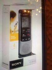Sony Digital Voice Recorder ICD-BX140