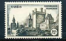 STAMP / TIMBRE FRANCE NEUF N° 1099 ** CHATEAU DE UZES
