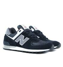 New Balance Made In UK M576 Midnight Navy Suede Trainers for Men