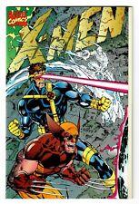 X-Men (1991) #1 Cvr E Signed Jim Lee W/Photo COA By Comics X-Press Claremont VF