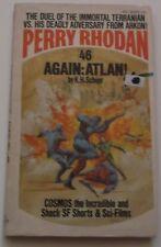 #46 Perry Rhodan AGAIN:  ATLAN! science fiction paperback ACE 66029