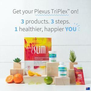 Plexus TRIPLEX Pink Drink Hunger Control ,BioCleanse,Probio5 2023 *SAMEDAY SHIP!