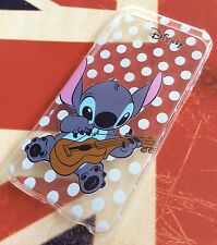 IPhone 6 6s cellulare morbida in silicone Gel custodia LILO & STITCH Disney Natale
