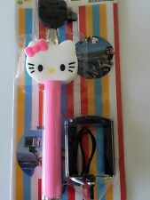 HELLO KITTY GIRL MONOPOD Extension Stick Selfie for Iphone Samsung iphone camera