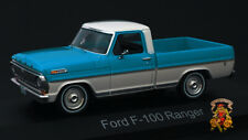 Premium X MCWPR005 - Ford F-100 Ranger blau/weiß - 1:43 - neu & OVP