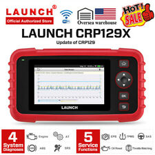 LAUNCH X431 Automotive Diagnostic Scanner OBD2 Engine Code Reader Emission Test