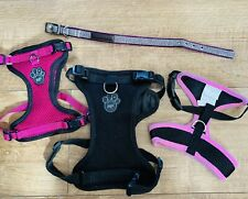 french bulldog/small Dog harness Bundle