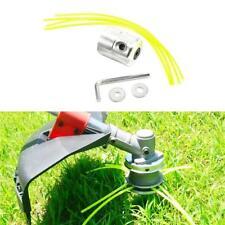 Aluminium Line Head Double Trimmer Head Bobbin Set for Gasoline Brushcutter LD