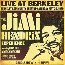 Jimi Hendrix - Live at Berkeley Vinyl LP 180 Gram