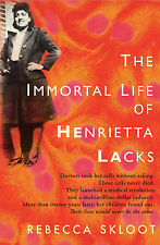 The Immortal Life of Henrietta Lacks paperback book by Rebecca Skloot FREE SHIP